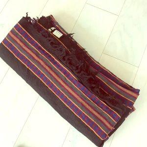 Aritzia Wilfred Blanket Scarf